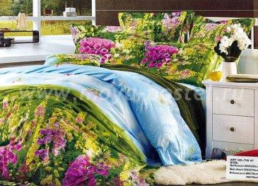 Постельное белье TIS07-28 Египетский хлопок евро 4 наволочки в интернет-магазине Моя постель