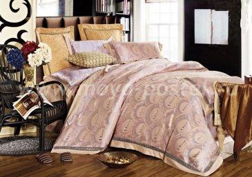 Комплект постельного белья TJ112-449  Жаккард Семейный 2 наволочки в интернет-магазине Моя постель
