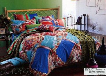 Постельное белье TS01-33A сатин полуторное в интернет-магазине Моя постель