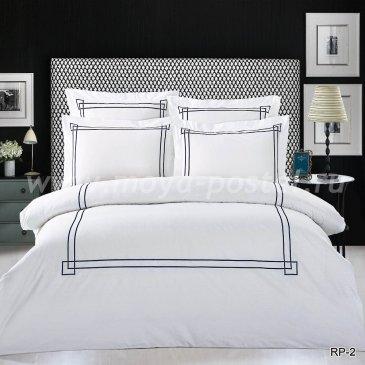 Евро постельное белье Kingsilk RP-2-3 с вышивкой в интернет-магазине Моя постель