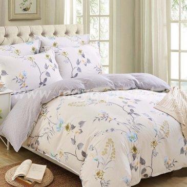 Кремовое постельное белье Arlet CD-217-2, двуспальное в интернет-магазине Моя постель