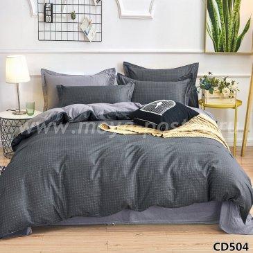 Постельное белье черного цвета Arlet CD-504-1 в интернет-магазине Моя постель