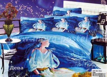 """Постельное белье гороскопы """"Дева"""" (евро) в интернет-магазине Моя постель"""
