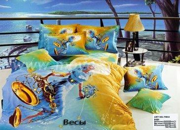 """Постельное белье гороскопы """"Весы"""" (евро) в интернет-магазине Моя постель"""