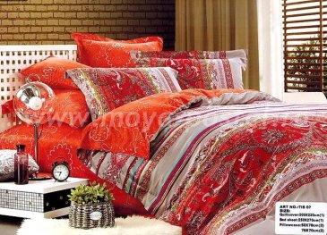 Кпб Египетский хлопок TIS07-38 евро 4 наволочки в интернет-магазине Моя постель
