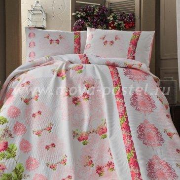 Постельное белье Evim EV-15-3 с простыней для укрывания в интернет-магазине Моя постель