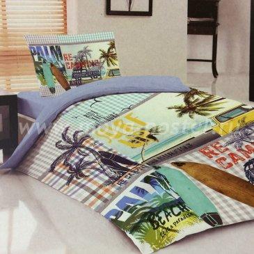 Постельное белье Teen LB-08-1 Beach в интернет-магазине Моя постель