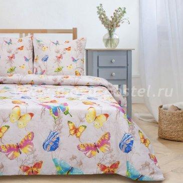 Постельное белье Этель ETP-219-4 Бабочки в интернет-магазине Моя постель