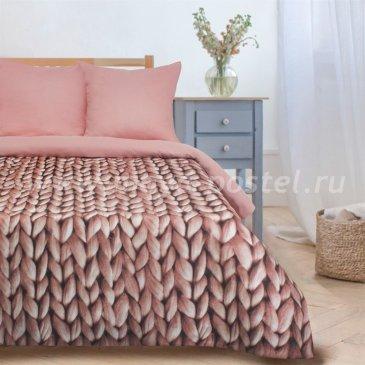Постельное белье Этель ET-504-3 Мягкие сны розовый в интернет-магазине Моя постель