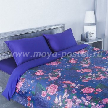 Постельное белье Этель ET-507-4 Пионы в интернет-магазине Моя постель