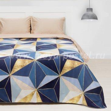 Постельное белье Этель ET-512-1 Даймонд песчаный в интернет-магазине Моя постель