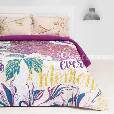 Постельное белье Этель ETR-688-3 Live every moment в интернет-магазине Моя постель