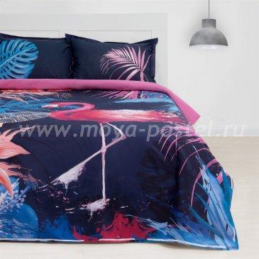 Постельное белье Этель ETR-693-3 Фламинго в интернет-магазине Моя постель