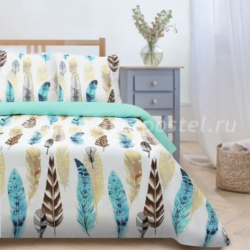 Постельное белье Этель ETP-203-1 Перья в интернет-магазине Моя постель