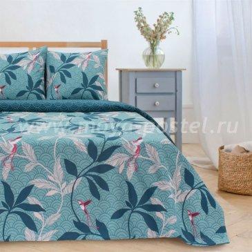 Постельное белье Этель ETP-205-3 Парадайс бирюза в интернет-магазине Моя постель