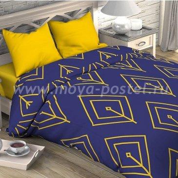 Постельное белье Этель ETP-208-2 Лепесток желтый в интернет-магазине Моя постель