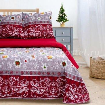 Постельное белье Этель ETP-211-3 Новогодняя сказка в интернет-магазине Моя постель