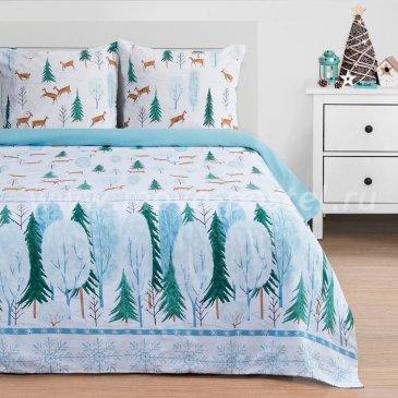 Постельное белье Этель ETP-212-2 Зимний лес в интернет-магазине Моя постель