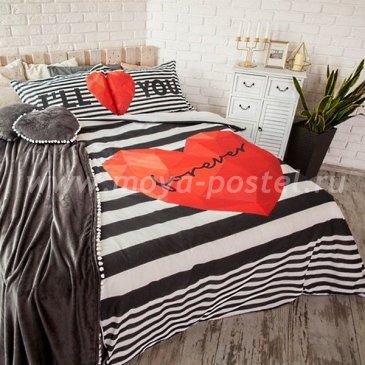 Постельное белье Этель ETP-215-1 Love Forever в интернет-магазине Моя постель