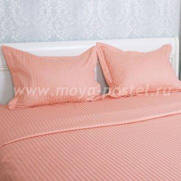 Постельное белье Этель ET-201-3 розовый персик в интернет-магазине Моя постель