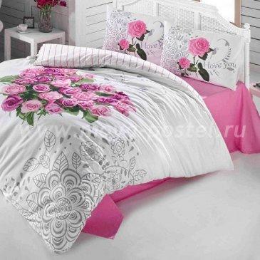 Постельное белье Irina Home IH-01-3 Love Rose в интернет-магазине Моя постель