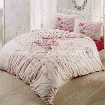 Постельное белье Irina Home IH-06-1 True Love в интернет-магазине Моя постель