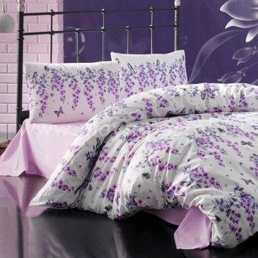 Постельное белье Irina Home IH-14-3 Arzum Lila в интернет-магазине Моя постель