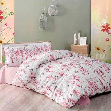 Постельное белье Irina Home IH-15-3 Arzum Gul в интернет-магазине Моя постель