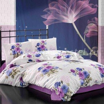 Постельное белье Irina Home IH-17-3 Blancia Lila в интернет-магазине Моя постель