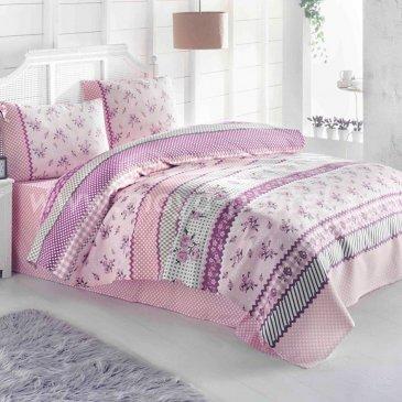 Постельное белье Irina Home IH-21-3 Leona Pudra в интернет-магазине Моя постель