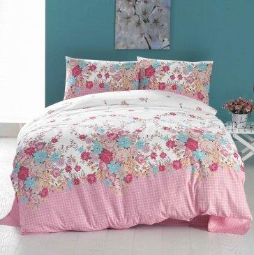 Постельное белье Irina Home IH-26-3 Mambo Fusya в интернет-магазине Моя постель