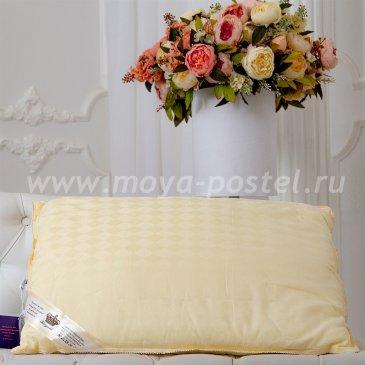 Подушка Kingsilk Elisabette Элит E-A50-1,5-Bej, средней высоты и другая продукция для сна в интернет-магазине Моя постель