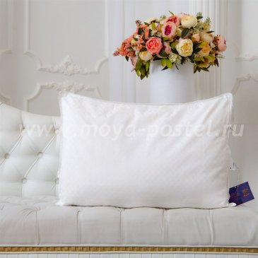 Подушка Kingsilk Elisabette Элит-Престиж E-AA50-1,5-Bel, средняя и другая продукция для сна в интернет-магазине Моя постель