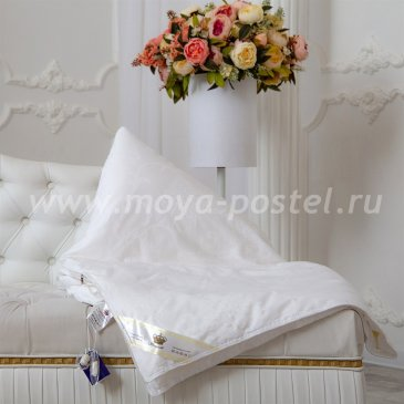 Одеяло Kingsilk Elisabette Элит E-140-1,3-Bel, зимнее полуторное в интернет-магазине Моя постель