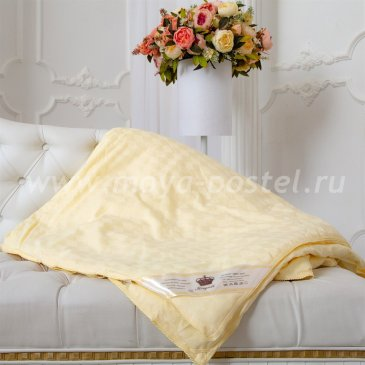 Одеяло Kingsilk Elisabette Люкс L-220-1,5-Bej, всесезонное в интернет-магазине Моя постель