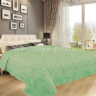 Покрывало DA Classic 39-2-230 светло-зеленое - интернет-магазин Моя постель