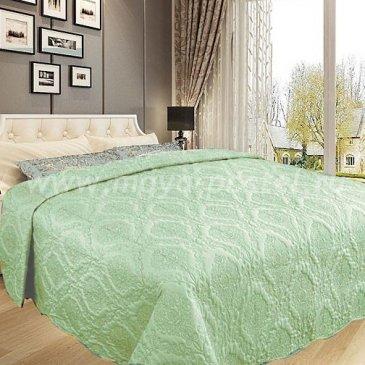 Покрывало DA Classic 38-2-230 светло-зеленое - интернет-магазин Моя постель