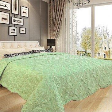 Покрывало DA Classic 37-2-230 светло-зеленое - интернет-магазин Моя постель