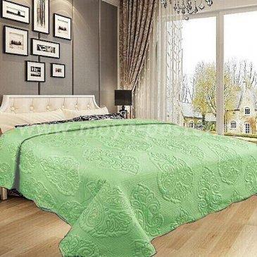 Покрывало DA Classic 35-2-230 светло-зеленое - интернет-магазин Моя постель