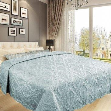 Покрывало DA Classic 38-4-230 светло-голубое - интернет-магазин Моя постель