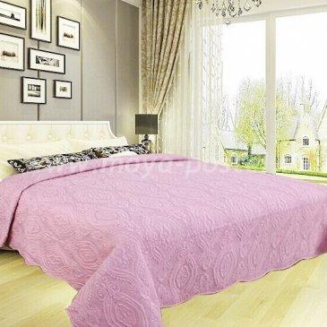 Покрывало DA Classic 39-7-230 розовое - интернет-магазин Моя постель