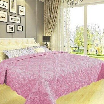 Покрывало DA Classic 37-7-230 розовое - интернет-магазин Моя постель