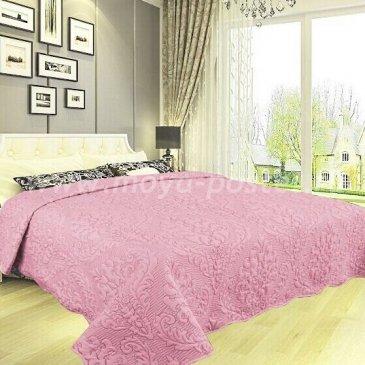 Покрывало DA Classic 36-7-230 розовое - интернет-магазин Моя постель