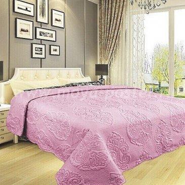Покрывало DA Classic 35-7-230 розовое - интернет-магазин Моя постель