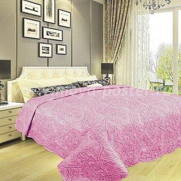 Покрывало DA Classic 34-7-230 розовое - интернет-магазин Моя постель