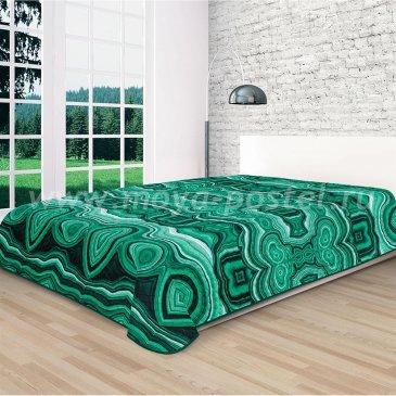 Покрывало Этель EM-200 Минералы Малахит - интернет-магазин Моя постель