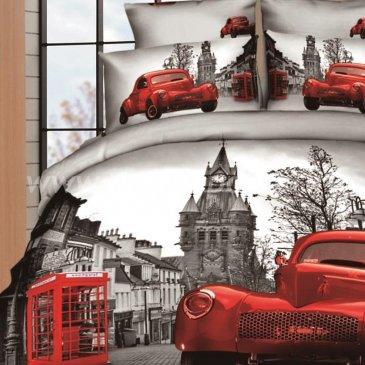 Постельное белье DA Premium-3D PR-092-3 в интернет-магазине Моя постель