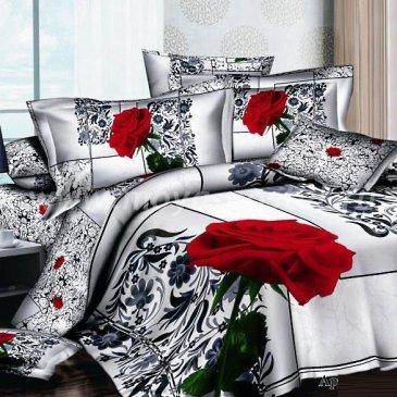 Постельное белье DA Premium-3D PR-121-3 в интернет-магазине Моя постель