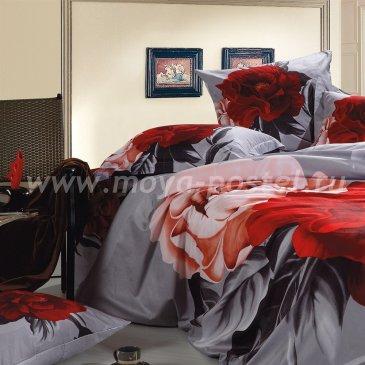 Постельное белье DA Premium-3D PR-188-3 в интернет-магазине Моя постель