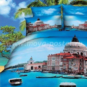 Постельное белье DA Premium-3D PR-263-2 в интернет-магазине Моя постель